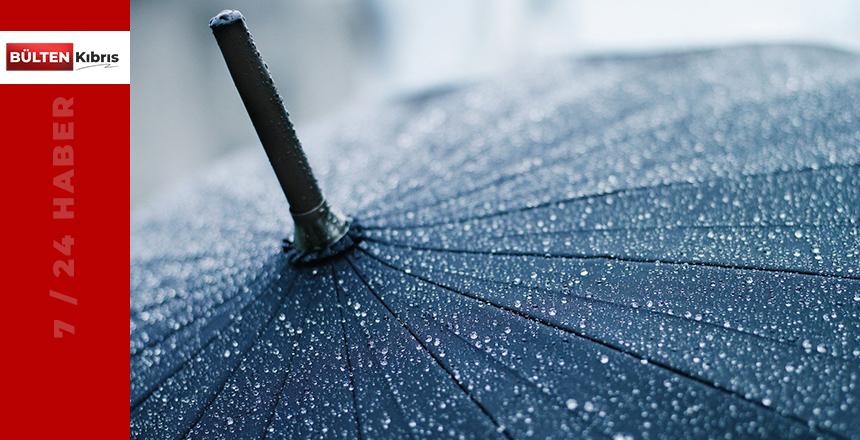 Pazartesiye Kadar Yağmur bekleniyor