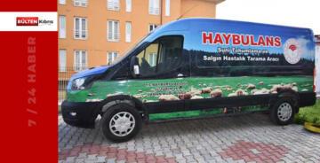 HAYBULANS ARTIK HİZMETTE!