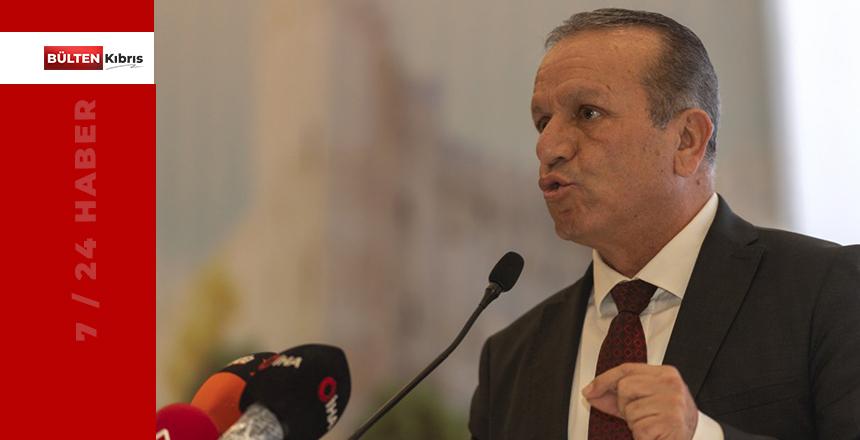 """ATAOĞLU: """"TÜRKİYE'NİN KAPANMASI KKTC'Yİ DE ETKİLEYECEK!"""""""