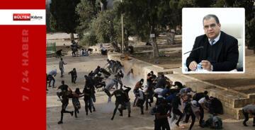SUCUOĞLU MESCİD-İ AKSAY'A YÖNELİK SALDIRILARI KINADI!