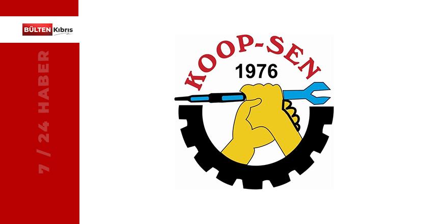 KOOP-SEN' DEN TÜM GÜN UYARI GREVİ!
