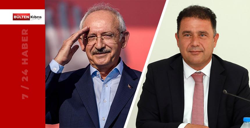 KILIÇDAROĞLU, ERSAN SANER'İ ZİYARET ETTİ!
