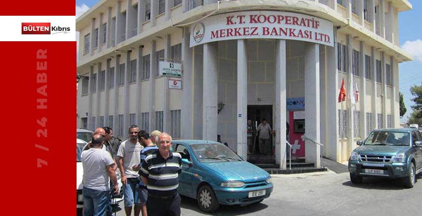 KOOPERATİF MERKEZ BANKASINDA GREV!