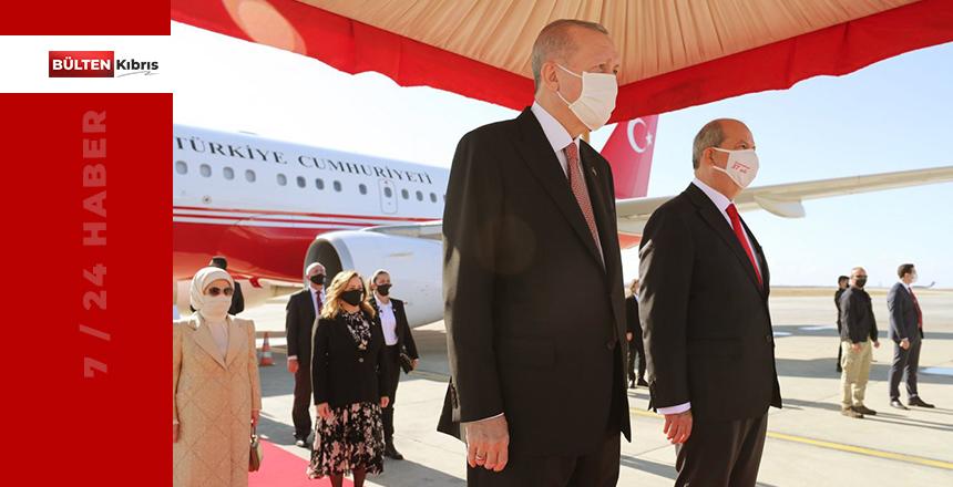 """RUM BASININDAN """"ERDOĞAN'IN ZİYARETİ KIBRISLI TÜRKLERİ BÖLDÜ"""" İDDİASI!"""
