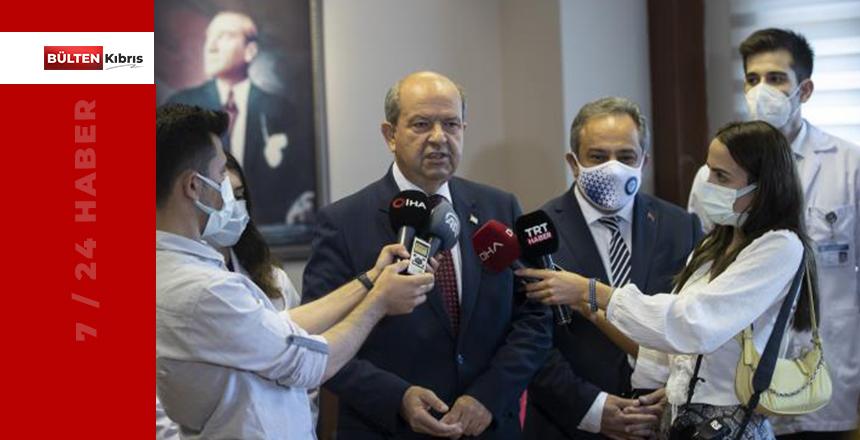 TATAR'DAN PROF. DR. MUSTAFA NECMİ İLHAN'A ZİYARET