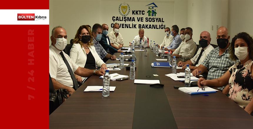 ASGARİ ÜCRET SAPTAMA KOMİSYONU TOPLANIYOR