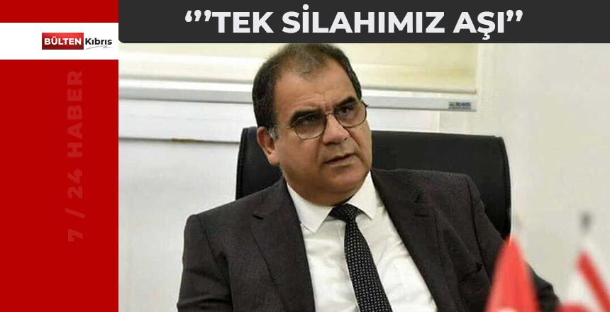 """SUCUOĞLU: """"AŞILANMANIN YÜZDE 60 OLMASI HAYAL KIRIKLIĞI"""""""